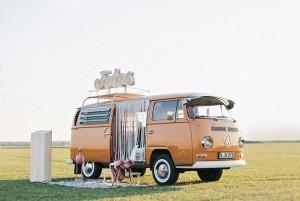 der fotobulli aus köln - photobooth im vintage vw-bus