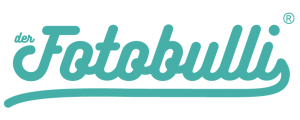 Der Fotobulli Logo Eingetragene Marke