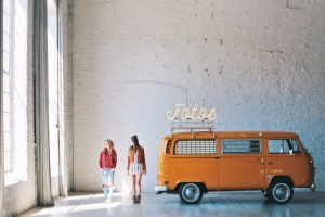 Der Fotobulli Fotobus Indoor