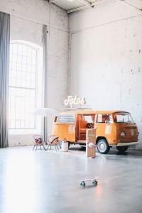 Fotobulli Indoor Fotobox Bus