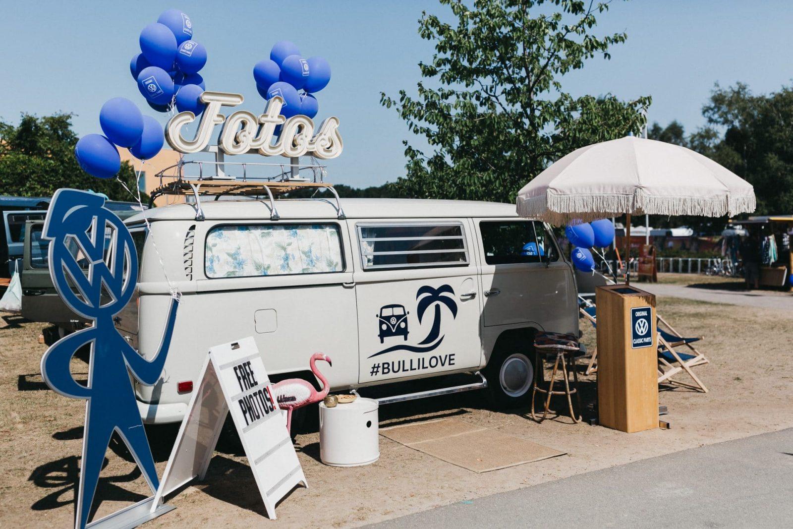 VW Fotobus Bulli Fotobox